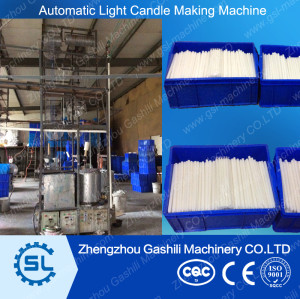 Newest type candle making machine price Automatic candle making machine