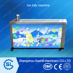 Hot sale popsicle making machine