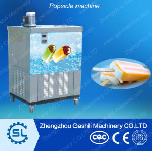 Different capacity  ice pop machine