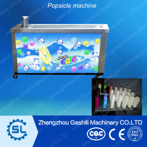 Low price high efficiency forzen sucker machine for sale