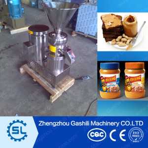 high performance stainless steel peanut butter grinding machine 0086-13939083413