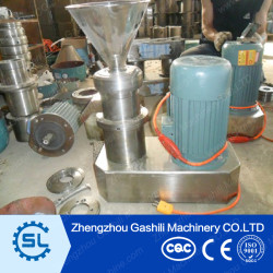 stainless steel peanut butter making machine