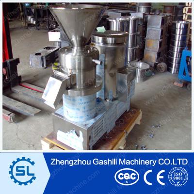 high performance stainless steel peanut paste milling machine
