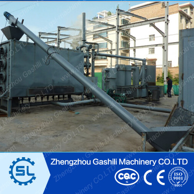 Hot Sale Continuous Biomass Carbonizing Furnace Carbonizing Stove