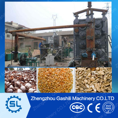 Newly Design Biomass Carbonizing Furnace Continuous Carbonizing Oven