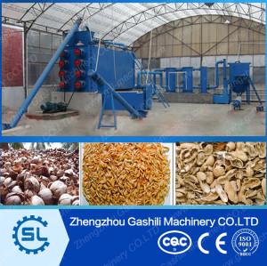 Continuous Biomass Carbonization Stove Carbide Furnace