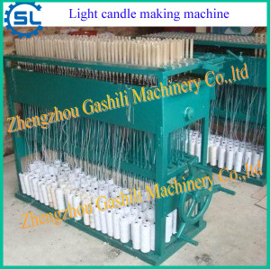 Manual Lighting candle making machine Nancy