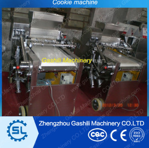 Good quality high efficinecy single color cookie machine