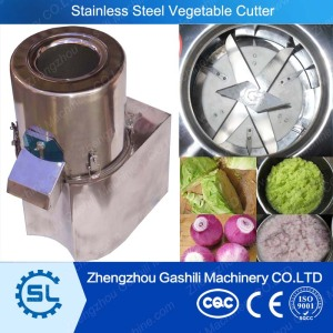 Stainless Steel Vegetable Cutter/cabbage cutter/leafy vegetable cutter   008613783454315