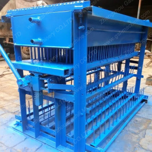 Hot sale manual candles molding machine in Iraq