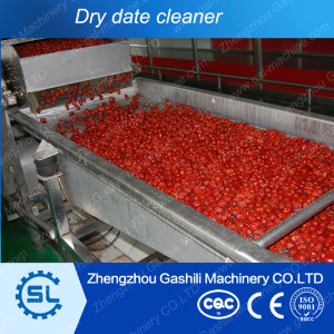 Factory price jujube deep cleaning machine for sale