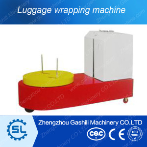 Practical and convenient luggage winding machine for sale