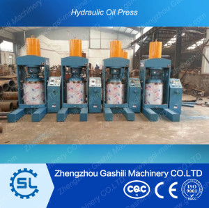New type good quality Hydraulic olive oil press machine