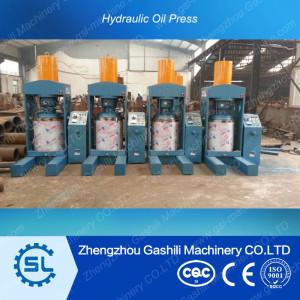 Popular product new type Hydraulic peanut oil presser