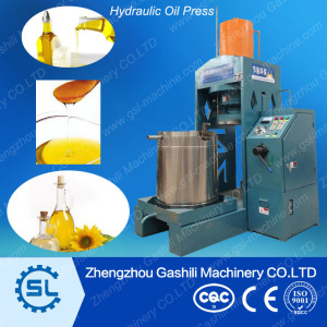 Good performance Hydraulic press/oil press machine with best price