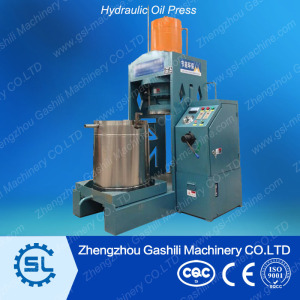 New type good quality Hydraulic oil press for sale