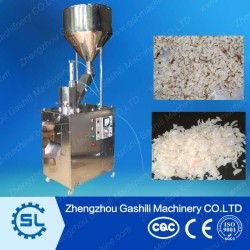 low comsumption cost peanut slicing cutter