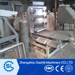 competitive price nuts powder making machine