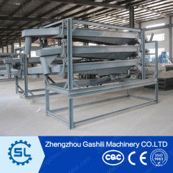 stable performance peanut kernel grading machine