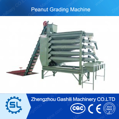 best sale high efficient peanut kernel sorter