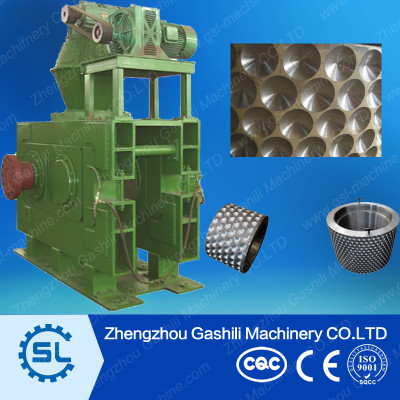 High pressure dry powder briquette machine for sale