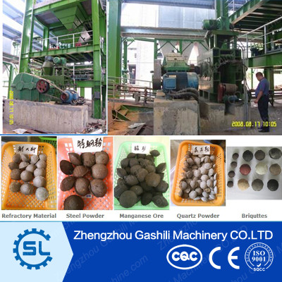 Mineral Powder Briquetting Press machine