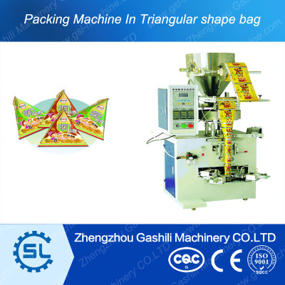 Packing Machine In Triangular shape bag for sale