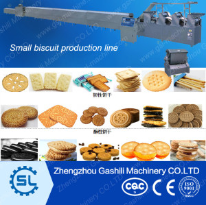 Chinese biscuit making machine /cookies biscuit making machine