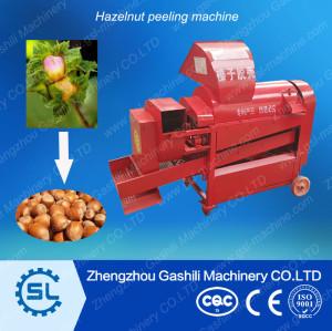 Popular product hazelnut green skin peeling machine for sale