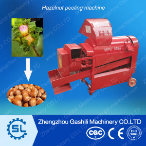 Popular product hazelnut green skin peeling machine for sale