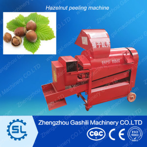 Good quality Hazelnut green skin peeling machine for sale