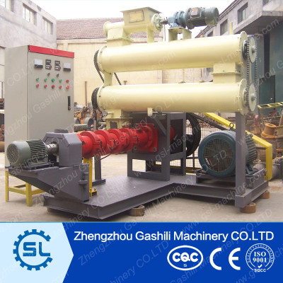 Dry Type and Wet Type Aquatic Feed Pellets Making Machine