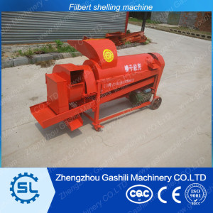 Good performance filbert peeling machine with best price