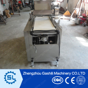 stainless steel two color quqi biscuit making machine