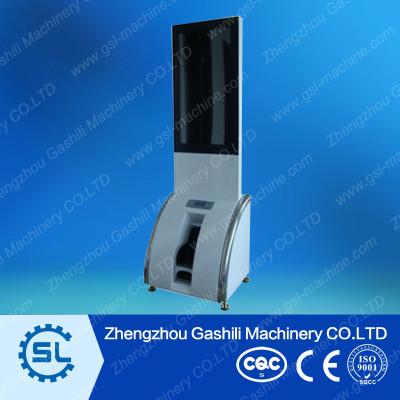 LCD Screen Advertiaing Shoe Polishing Machine