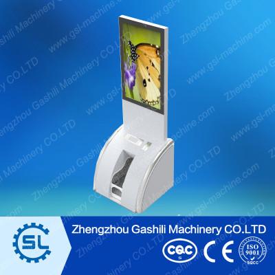 32-inch LCD Screen Advertiaing Shoe Polisher