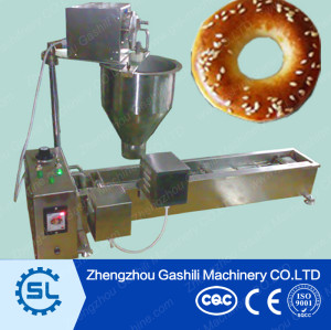 High efficiency dounut making machine