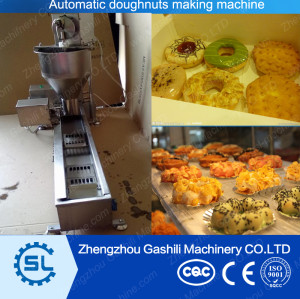 Hot-selling Snack Machine mini dounut making machine