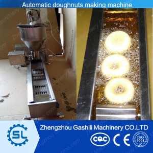 Chinese doughnut machine commercial donut making machine