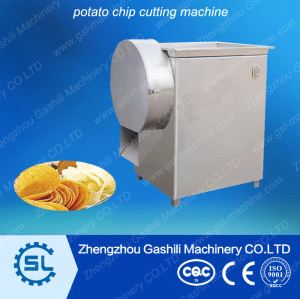 Good performance small type potato chipper with best price