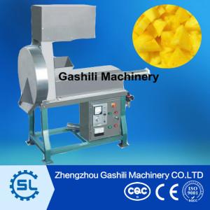 New design pineapple cutting machine