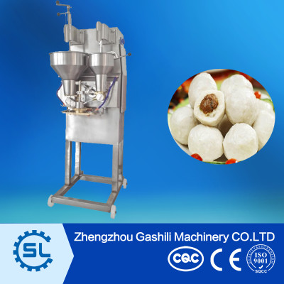 competitive price stuffed and unstuffed meatball forming machine