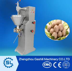 2015 stable performance meatball making machine