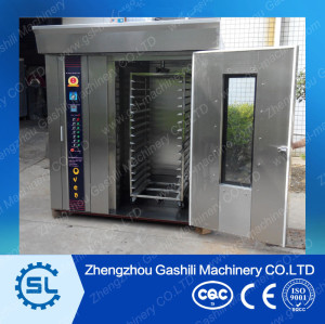 Popular product electric rotary convension oven for sale