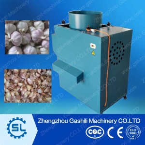 High efficinency garlic splitting machine with best price