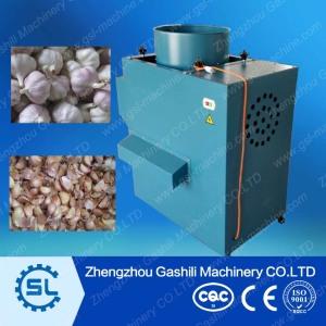 High efficinency garlic splitting machine with best price