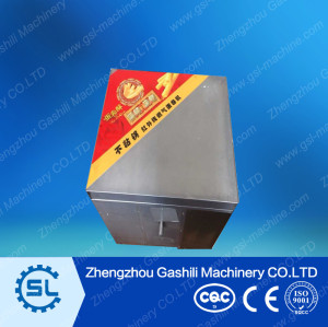 Chinese cooking crisps egg roll king making machine for sale
