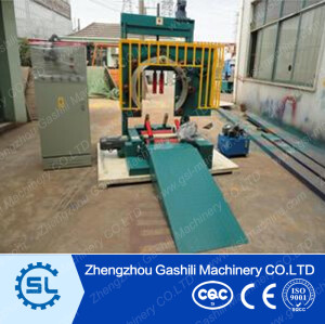Aluminum products wrapping machine manufacturer