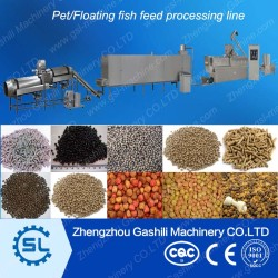 High quality small capacity extrusion pet food machine