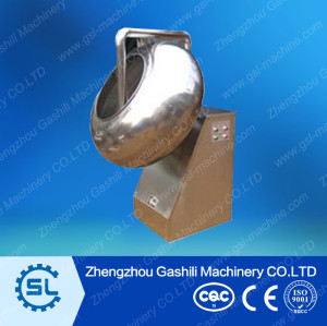 chocolate covered peanuts coating machine